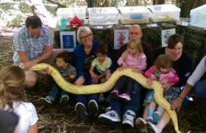 Snake train Gruffalo